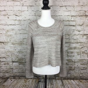 Ecote cream sweater